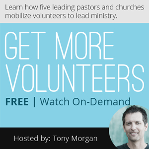 Get More Volunteers Now On-Demand